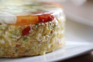 ディナーケーキ(お魚:タイ)Mサイズ
