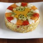 ディナーケーキ(お魚:タイ)